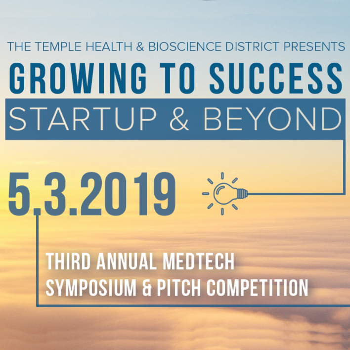 Temple Bioscience District to hold Medtech Symposium