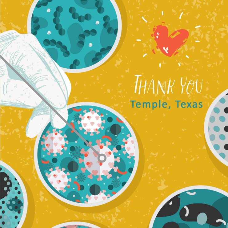 Temple Health and Bioscience District Has a Huge Heart for Temple