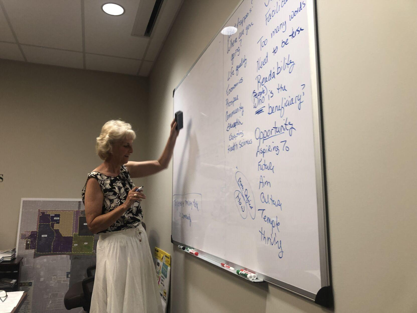 Refining the vision: Bioscience board commits to fostering health science community